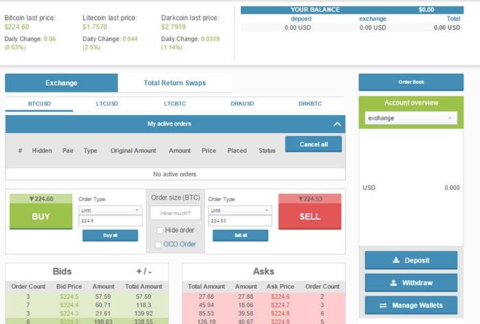 bitfinex-trade