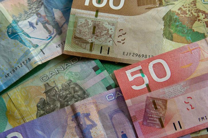 Trade Canadian Dollar against Bitcoin